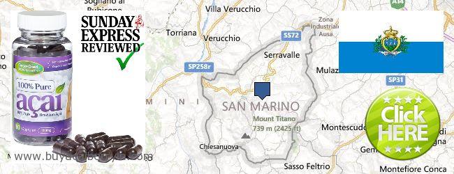 Where to Buy Acai Berry online San Marino