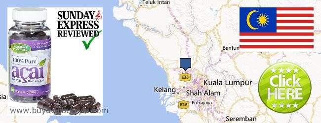 Where to Buy Acai Berry online Selangor, Malaysia