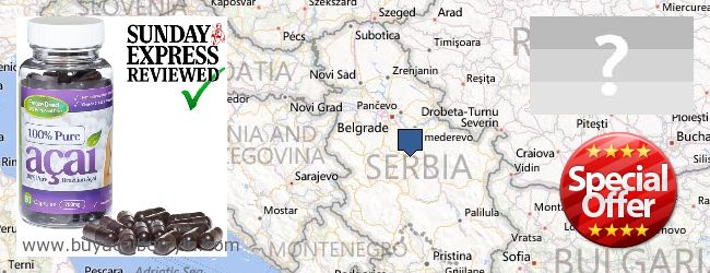 Where to Buy Acai Berry online Serbia And Montenegro