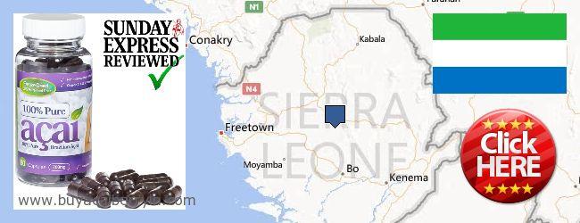 Where to Buy Acai Berry online Sierra Leone