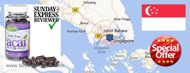 Where to Buy Acai Berry online Singapore