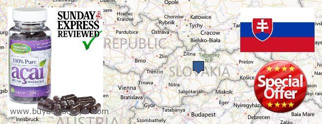 Where to Buy Acai Berry online Slovakia