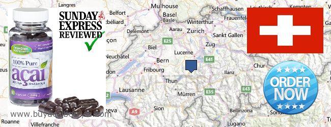 Where to Buy Acai Berry online Switzerland