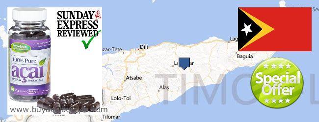 Where to Buy Acai Berry online Timor Leste