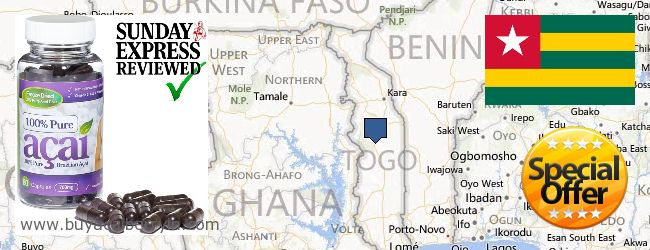Where to Buy Acai Berry online Togo