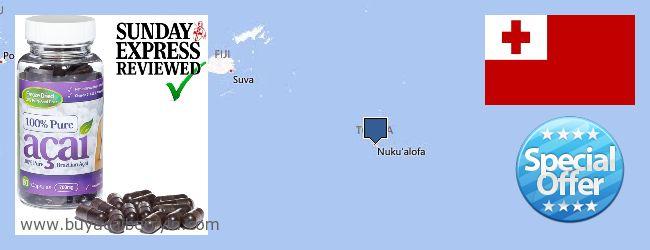 Where to Buy Acai Berry online Tonga