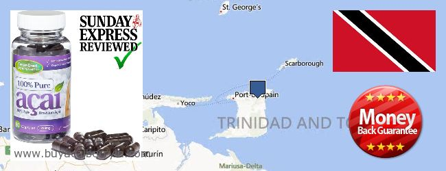 Where to Buy Acai Berry online Trinidad And Tobago