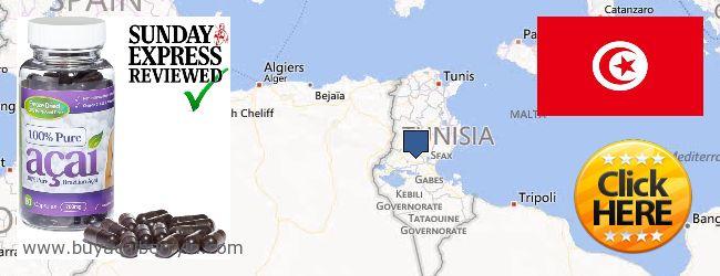 Where to Buy Acai Berry online Tunisia