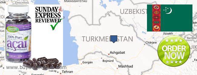 Where to Buy Acai Berry online Turkmenistan