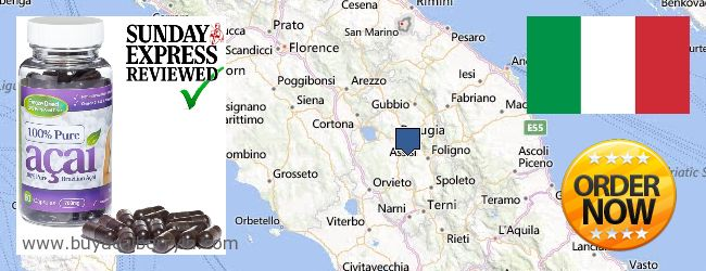 Where to Buy Acai Berry online Umbria, Italy