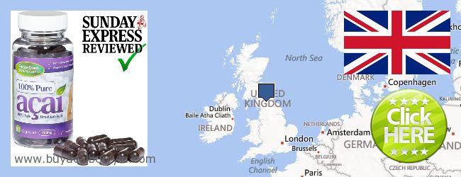 Where to Buy Acai Berry online United Kingdom
