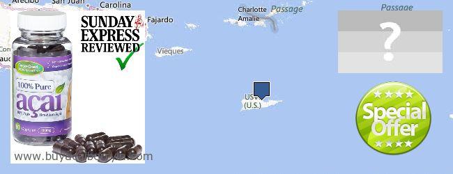 Where to Buy Acai Berry online Virgin Islands