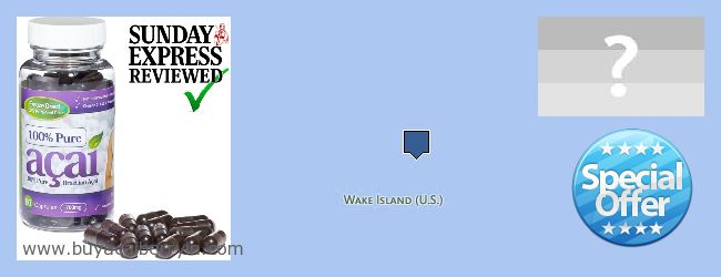 Where to Buy Acai Berry online Wake Island