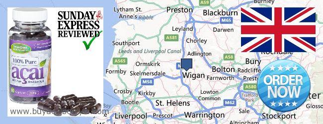 Where to Buy Acai Berry online Wigan, United Kingdom