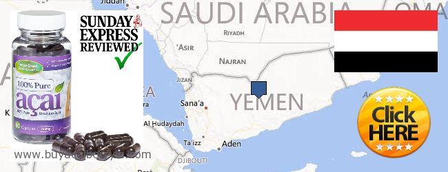 Where to Buy Acai Berry online Yemen